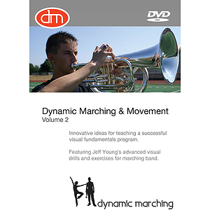 Dynamic Marching & Movement - Volume 2 (DVD)