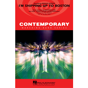 I'm Shipping Up to Boston