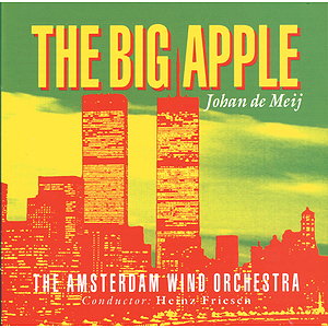 The Big Apple (A New York Symphony)(Symphony No. 2)