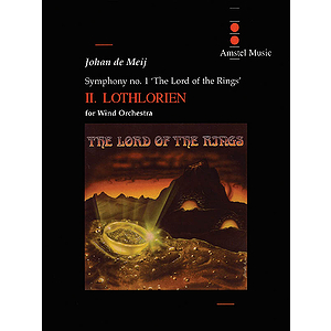 Lord of the Rings, The (Symphony No. 1) - Lothlorien - Mvt. II