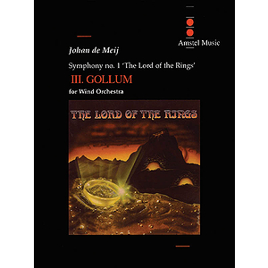 Lord of the Rings, The (Symphony No. 1) - Gollum - Mvt. III