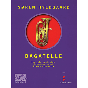 Bagatelle (for Euphonium &amp; Wind Orchestra)