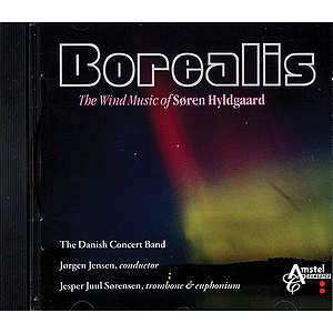 Borealis - The Wind Music of Soren Hyldgaard