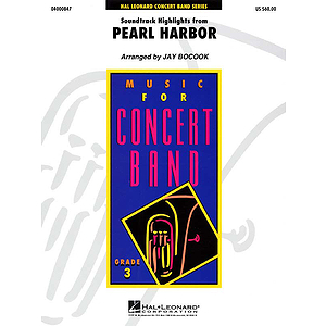 Pearl Harbor Soundtrack Highlights