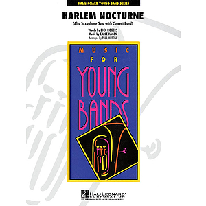 Harlem Nocturne (Alto Sax Solo with Band)
