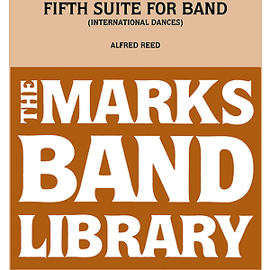 Fifth Suite For Band (International Dances)