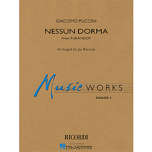 Nessun Dorma (No One Sleeps) (from Turandot)