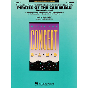 Pirates of the Caribbean (Symphonic Suite)