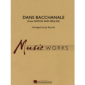 Danse Bacchanale (from Samson and Delilah)
