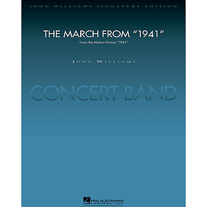 March from 1941 - Deluxe Score