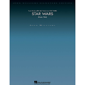 Star Wars (Main Theme) - Deluxe Score