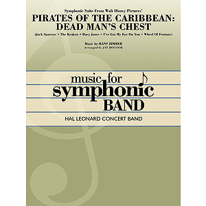 Symphonic Suite from Pirates of the Caribbean: Dead Man's Chest