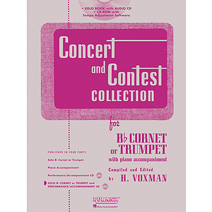 Concert and Contest Collection for Trumpet