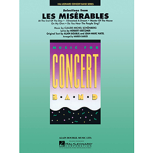 Les Miserables, Selections From