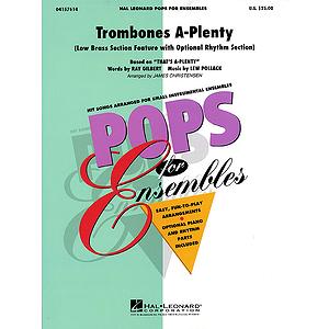 Trombones A-Plenty