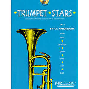 Trumpet Stars - Set 2