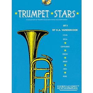 Trumpet Stars - Set 2
