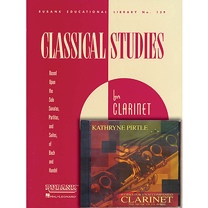 Classical Studies for Clarinet
