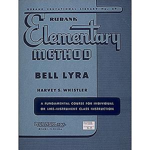 Rubank Elementary Method - Bell Lyra