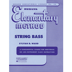 Rubank Elementary Method - String Bass