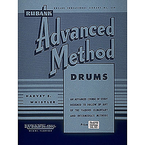 Rubank Advanced Method - Drums