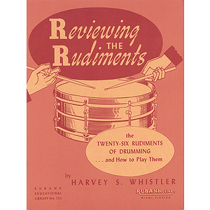 Reviewing The Rudiments