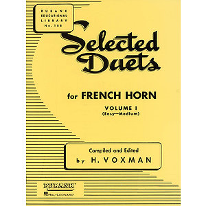 Selected Duets for French Horn