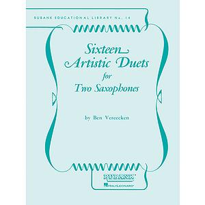 Sixteen Artistic Duets