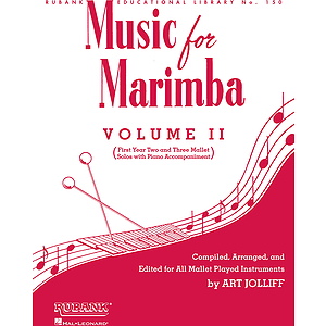 Music for Marimba - Volume II