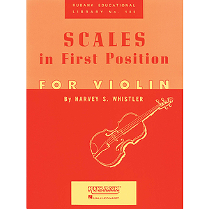 Scales in First Position for Violin