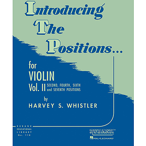 Introducing the Positions for Violin