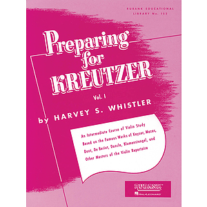 Preparing for Kreutzer