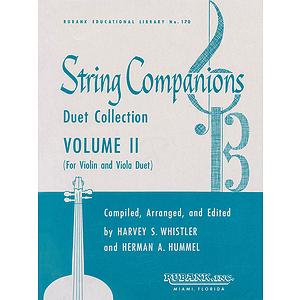 String Companions, Volume 2
