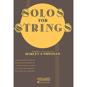 Solos For Strings - Cello Solo (First Position)