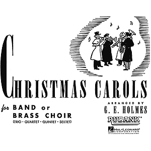 Christmas Carols for Band or Brass Choir