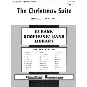 Christmas Suite, The Full Score