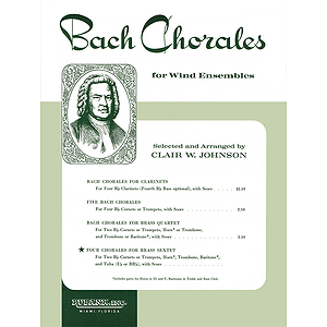 Four Chorales for Brass Sextet
