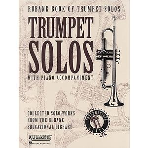 Rubank Book of Trumpet Solos - Intermediate Level