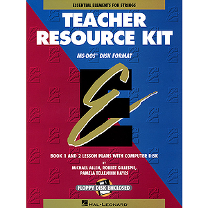 Essential Elements for Strings Teacher Resource Kit