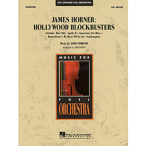 James Horner - Hollywood Blockbusters