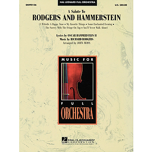 A Salute to Rodgers and Hammerstein