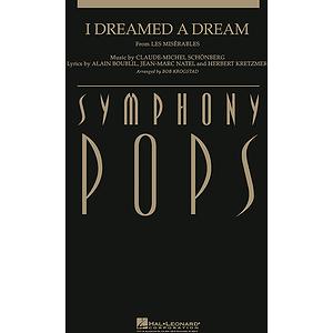 I Dreamed a Dream (from Les Misérables)