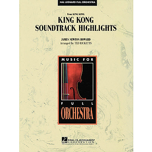 King Kong Soundtrack Highlights