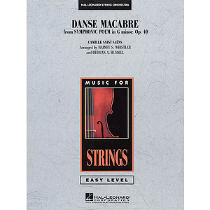 Danse Macabre (from Symphonic Poem in G minor, Op. 40)