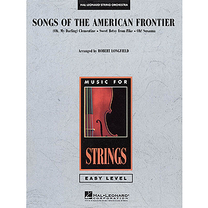 Songs of the American Frontier (The Women)