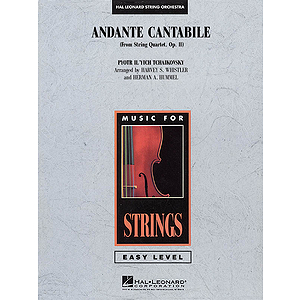 Andante Cantabile (from String Quartet, Op. 11)