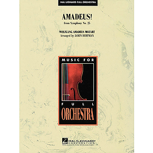 Amadeus! (from Symphony No. 25)