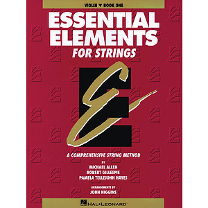 Essential Elements for Strings Book 1 - Violin