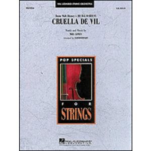 Cruella De Vil (from 100 Dalmatians)