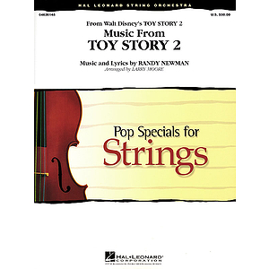 Music from Toy Story 2